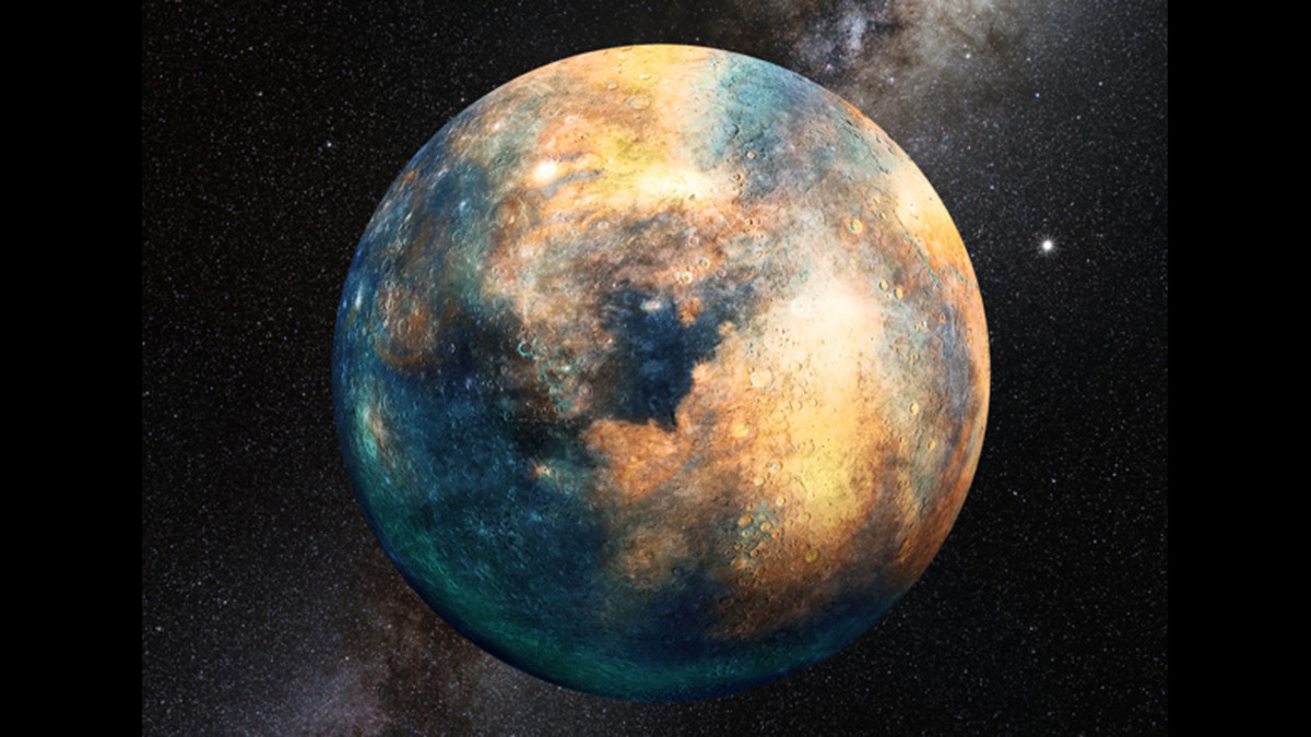 A mysterious Mars-sized planet may be hiding at the edge ...