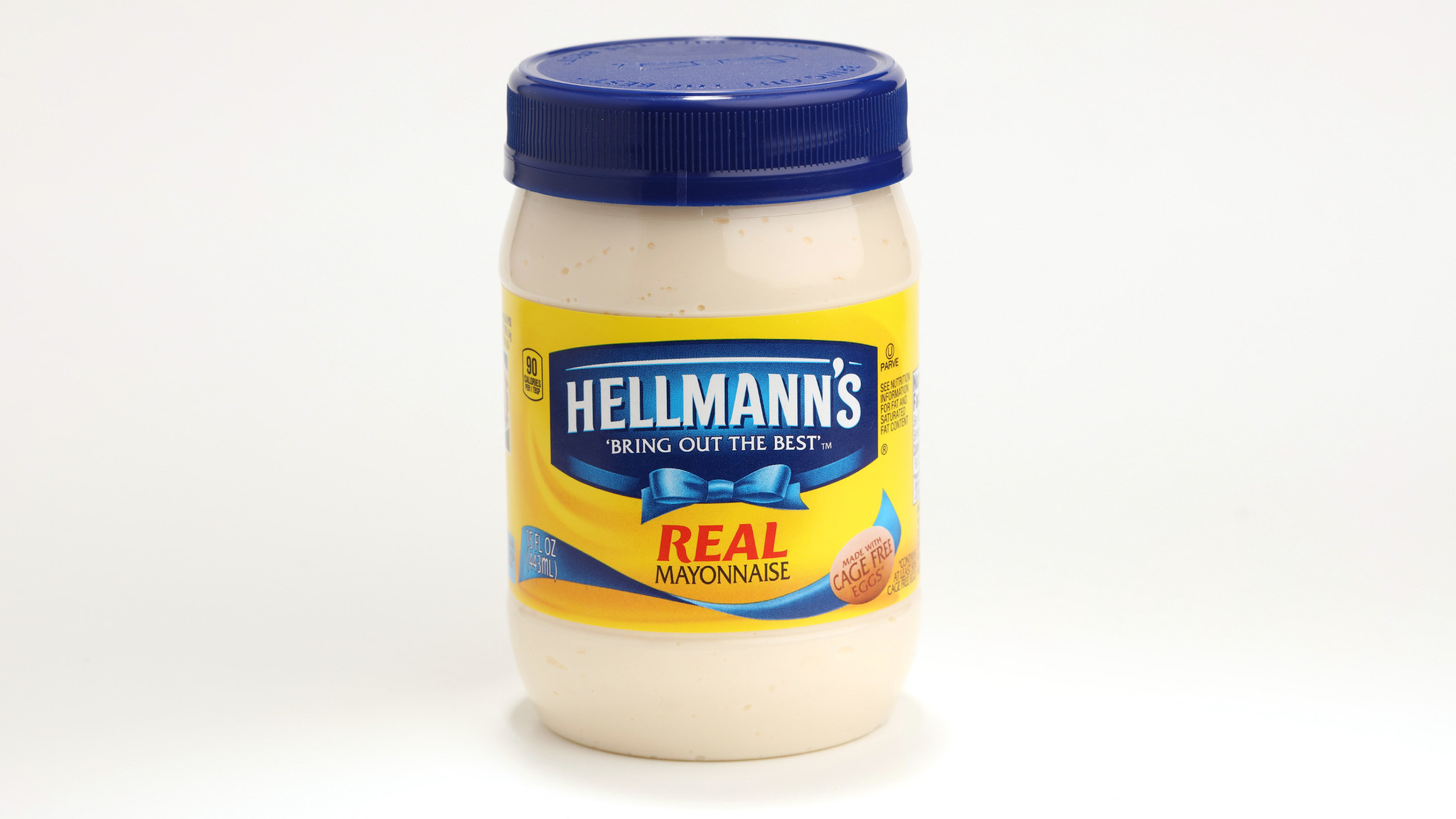 The maker of Hellmann's mayonaise begged to differ with Hampton Creek's