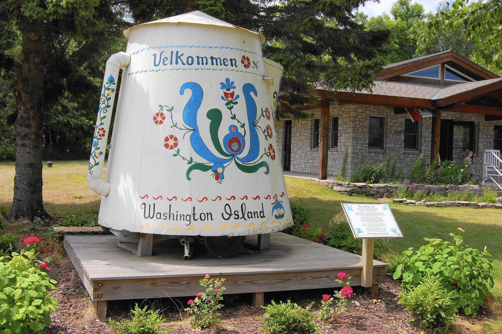 Washington Island Door County: Washington Island Ferry