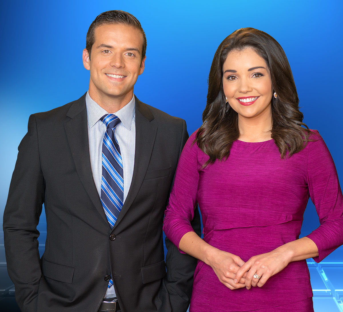 Pictures: The anchors of Orlando's WKMG Local 6 - Orlando