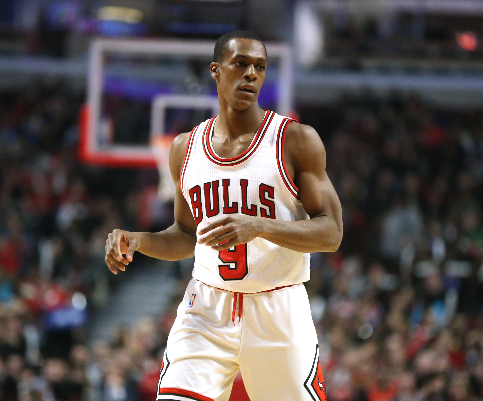 Bulls Are Shopping Rajon Rondo In Advance Of Decision Day