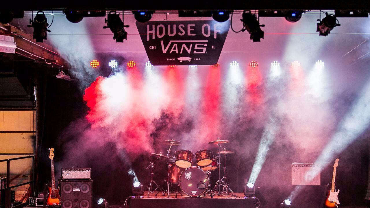 003e396201f144 Get creative at House of Vans Chicago with free concerts