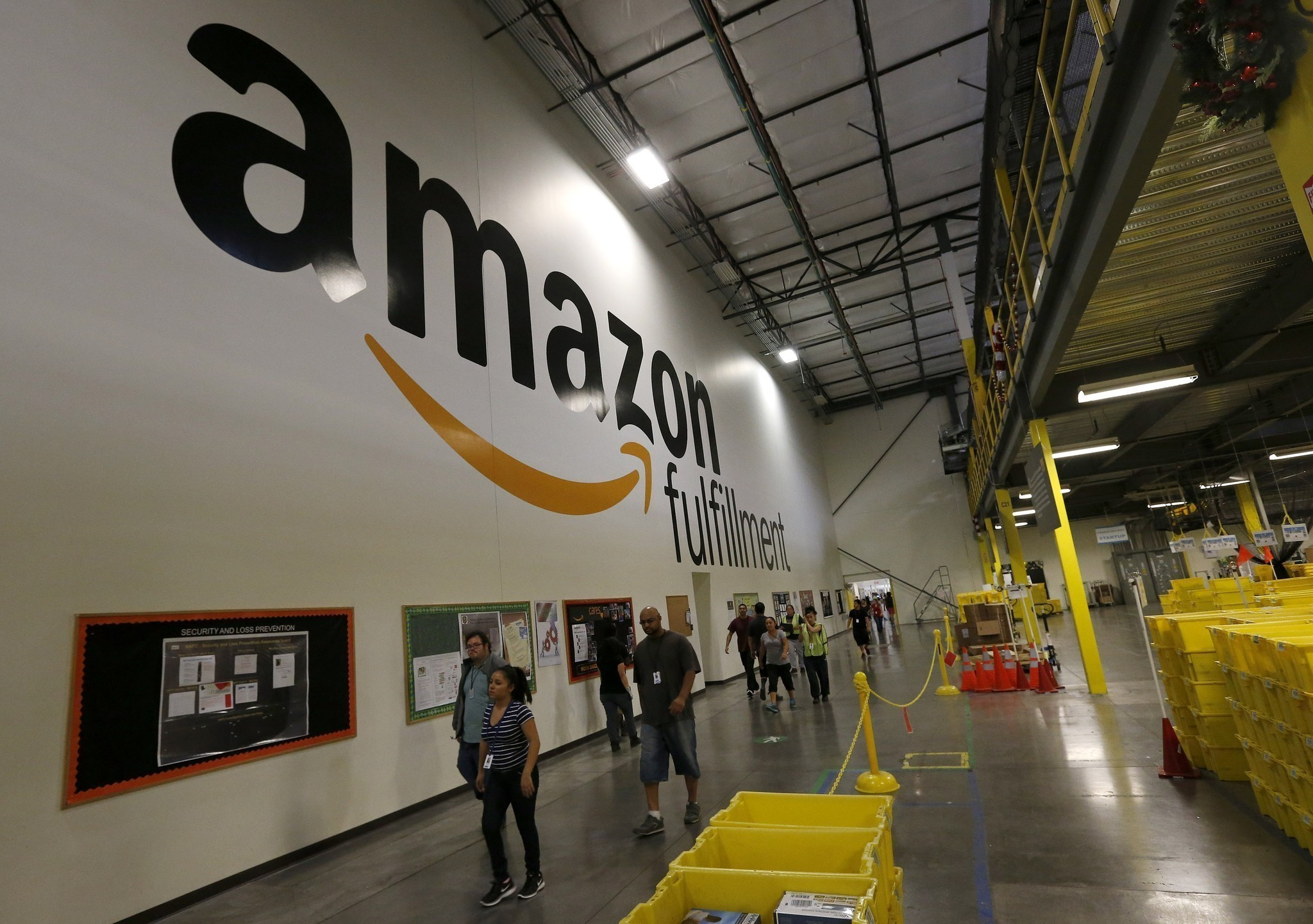 Developers To Close On Land For Amazon Warehouse Orlando