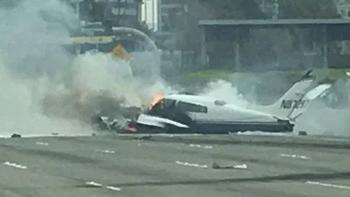 Off-duty firefighter recounts saving passengers from downed