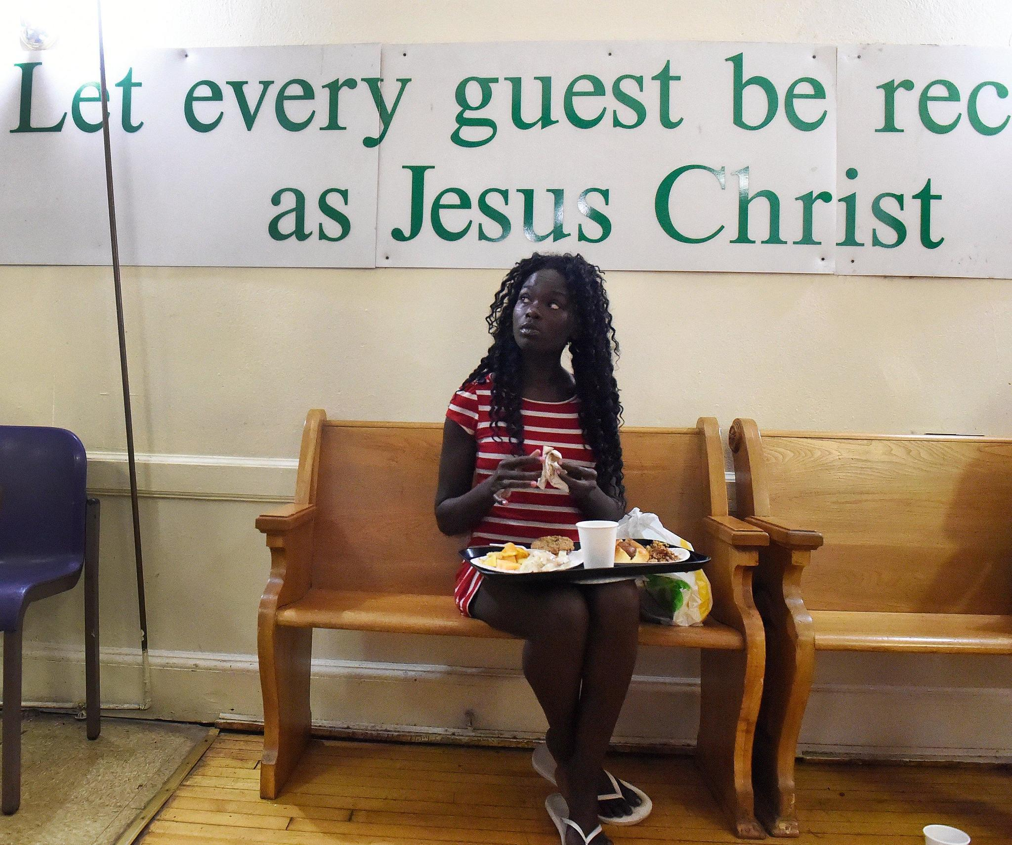 Soup Kitchen Volunteer Ct: Church Consolidations Could Impact Soup Kitchens, Other