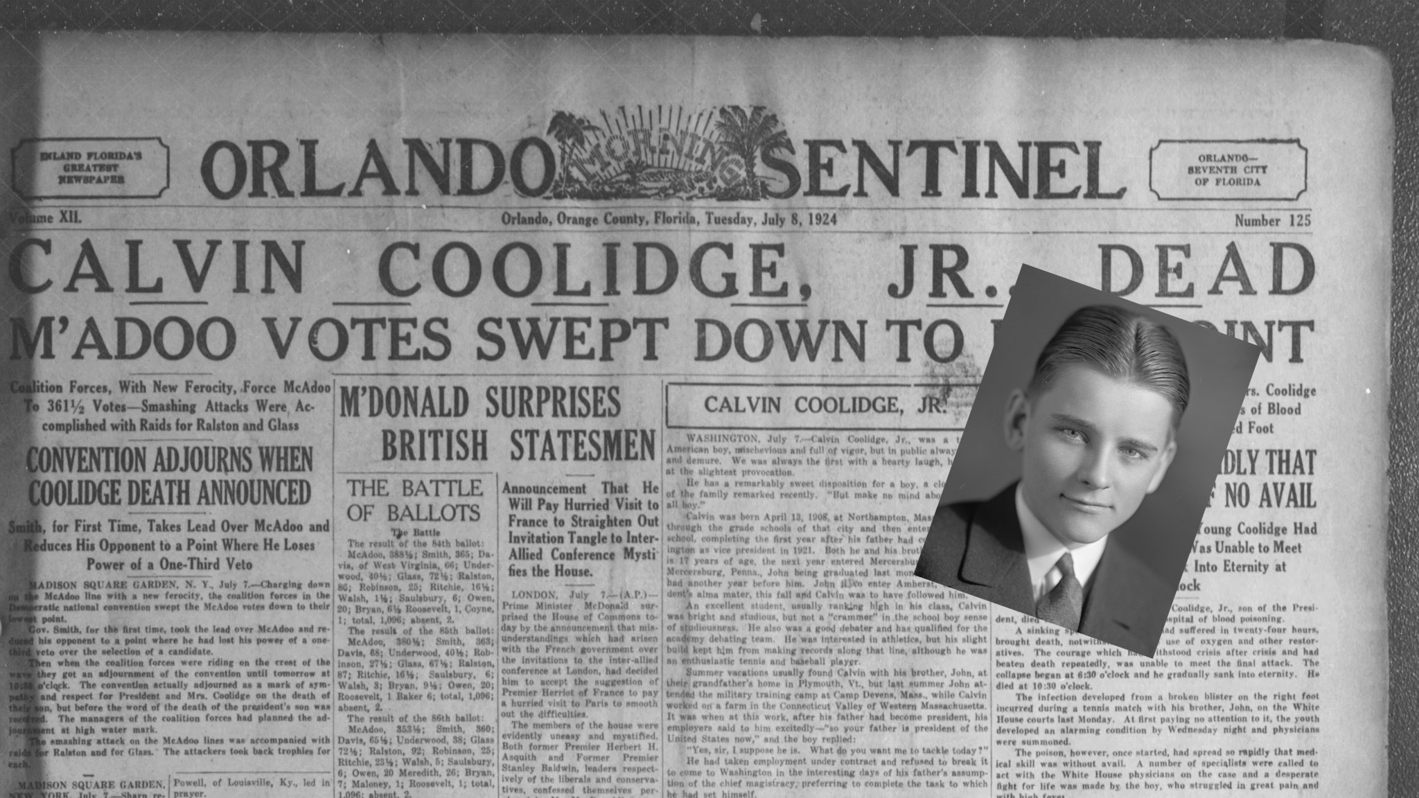 Calvin Coolidge: Pride — and so much pain — for July 4 ...
