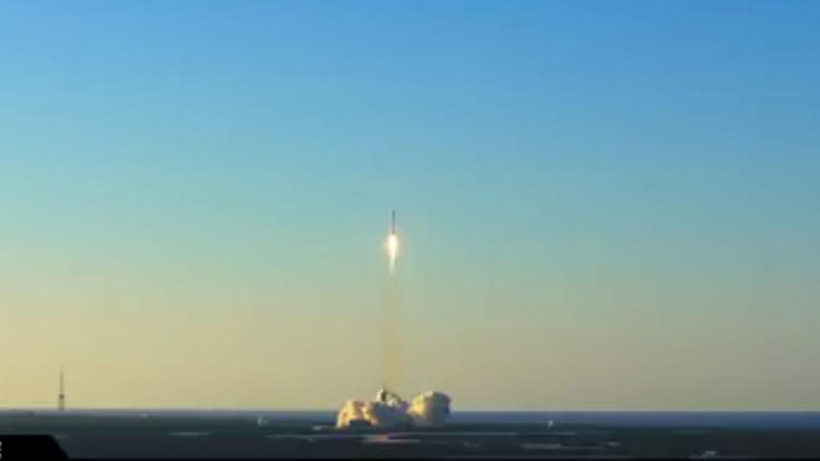 Pictures: SpaceX launch from Kennedy Space Center