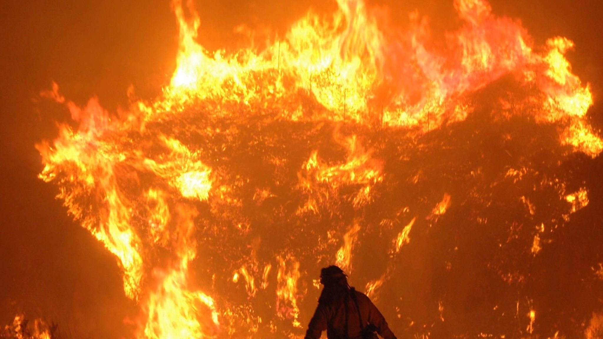 What Is Climate Control >> Climate change expected to fuel larger forest fires — if ...