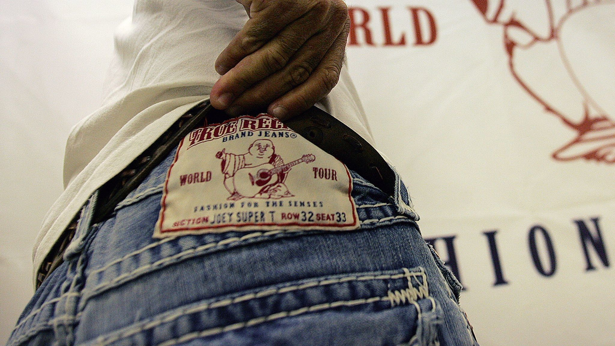 Pricey jeans maker True Religion files for bankruptcy ...