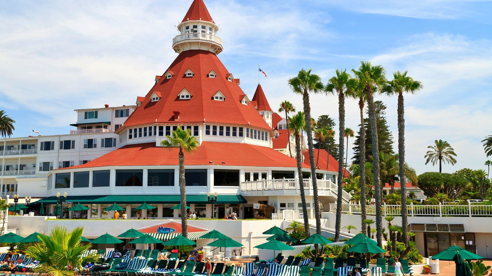 Hotel Del Coronado Is Going To Become A Hilton The San Go Union Tribune