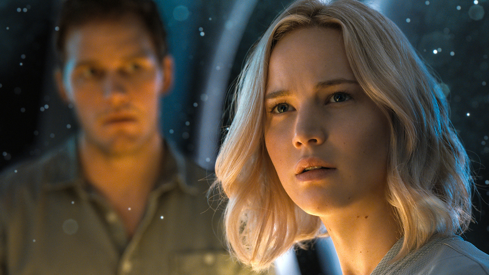 Saturday's TV Highlights And Weekend Talk Shows: 'Passengers' On Starz