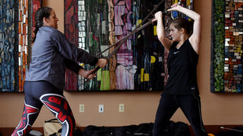 For these martial-arts enthusiasts, the old ways are the