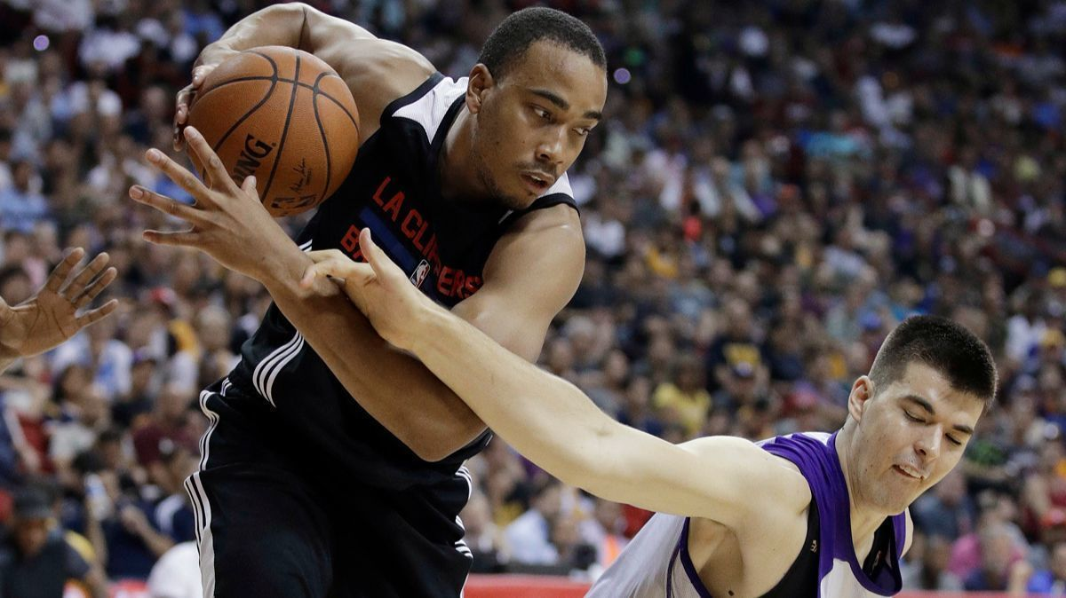 Image result for Clippers' Brice Johnson is looking to make up for lost time