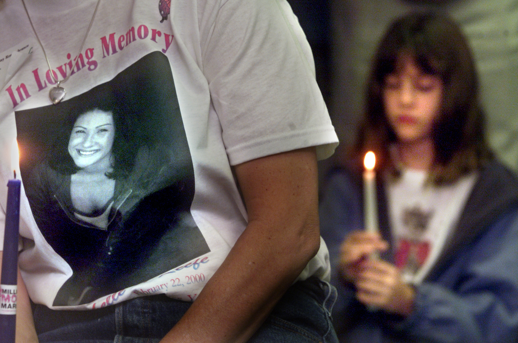 The February 2000 killing of Michelle O'Keefe shook the Antelope Valley community where she lived.