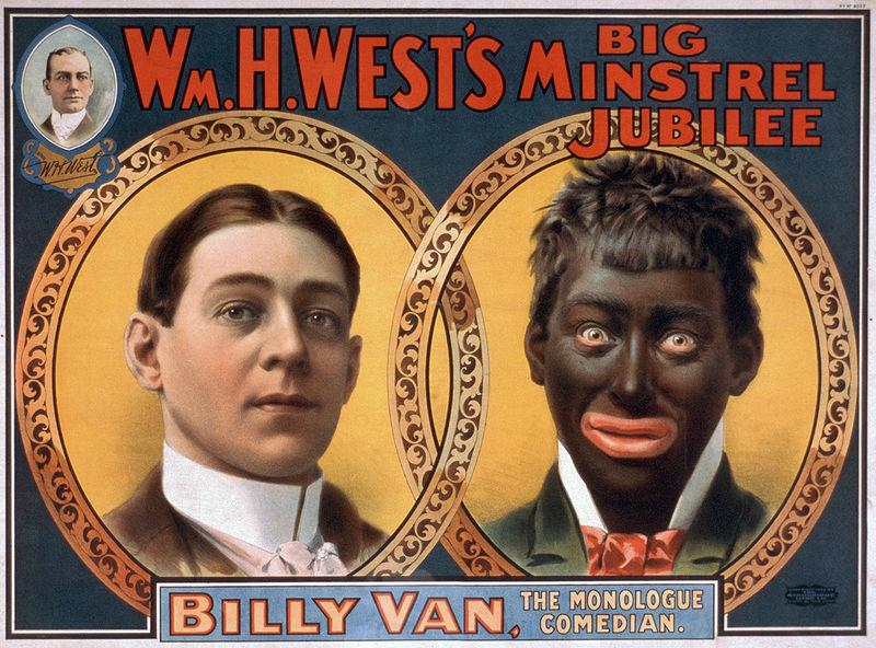 Wm. H. West's Big Minstrel Jubilee, circa 1900