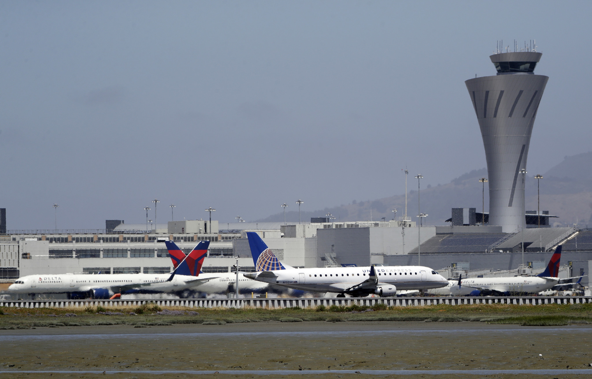 San Francisco International Airport Near Miss Might Have