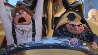 'Despicable Me 3' has record-breaking opening in China