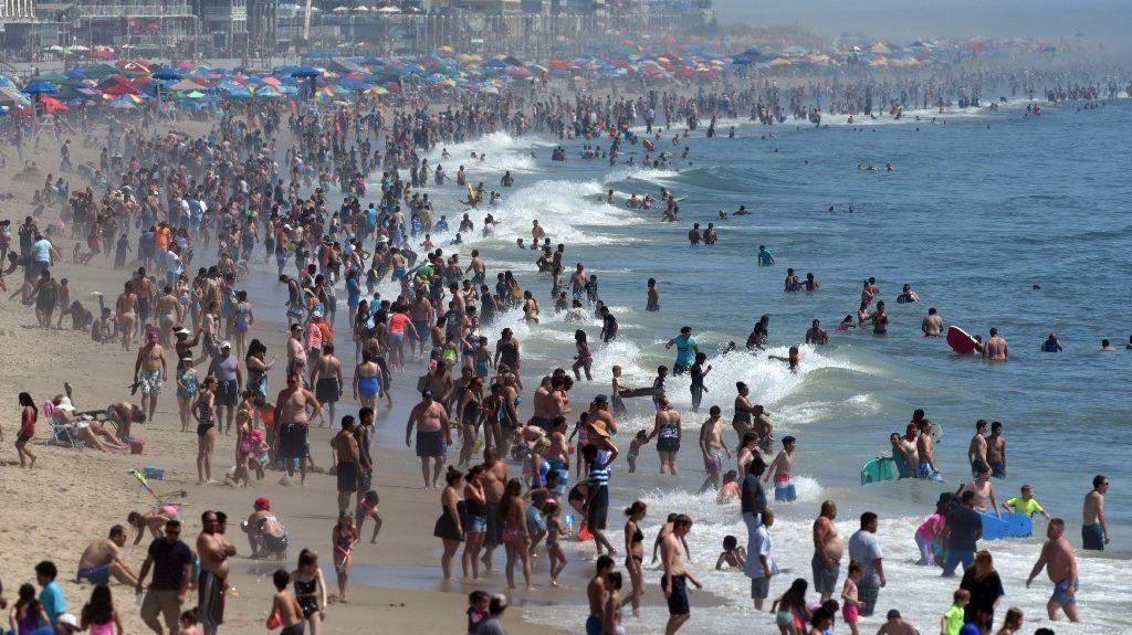 Ocean City Preparing To Shore Up Beaches This Fall A Year