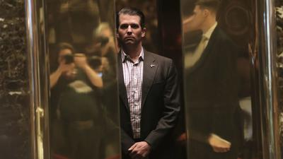 Donald Trump Jr.: The unapologetic son who courts controversy