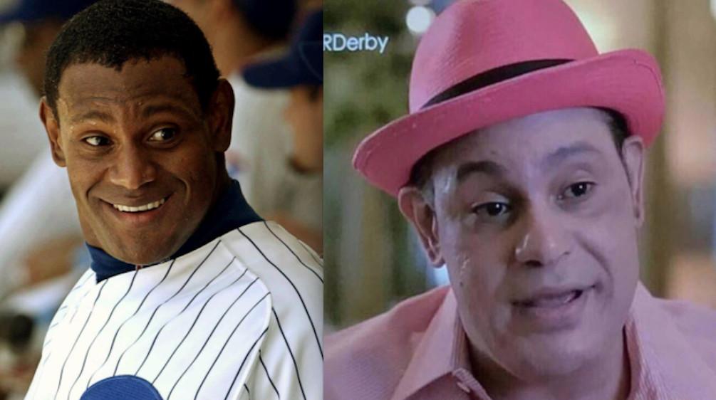 Shades Of Sammy Sosa >> Sammy Sosa, from black to 'white' - Hoy Chicago