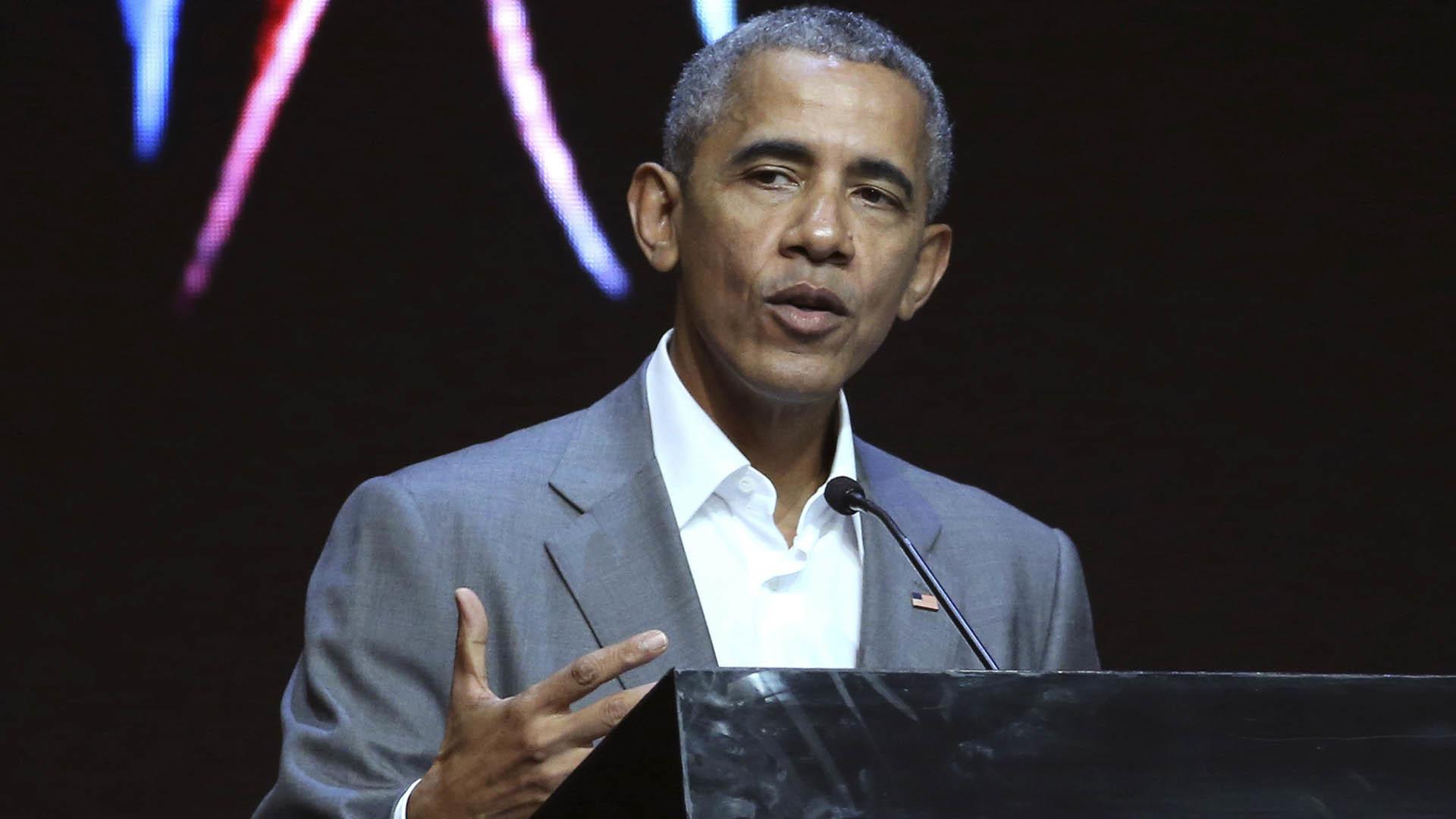 Barack Obama and the rhetoric of a black president