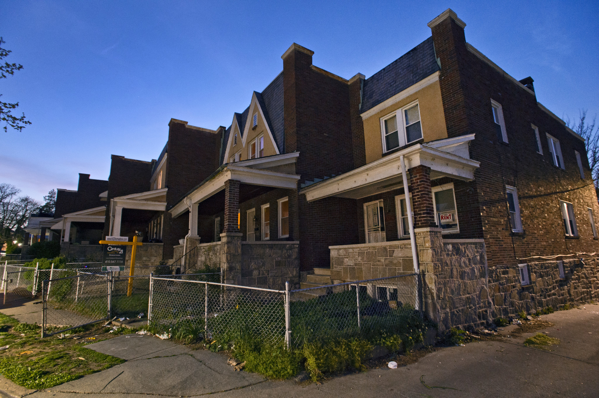 Baltimore faces an affordable housing crisis - Baltimore Sun