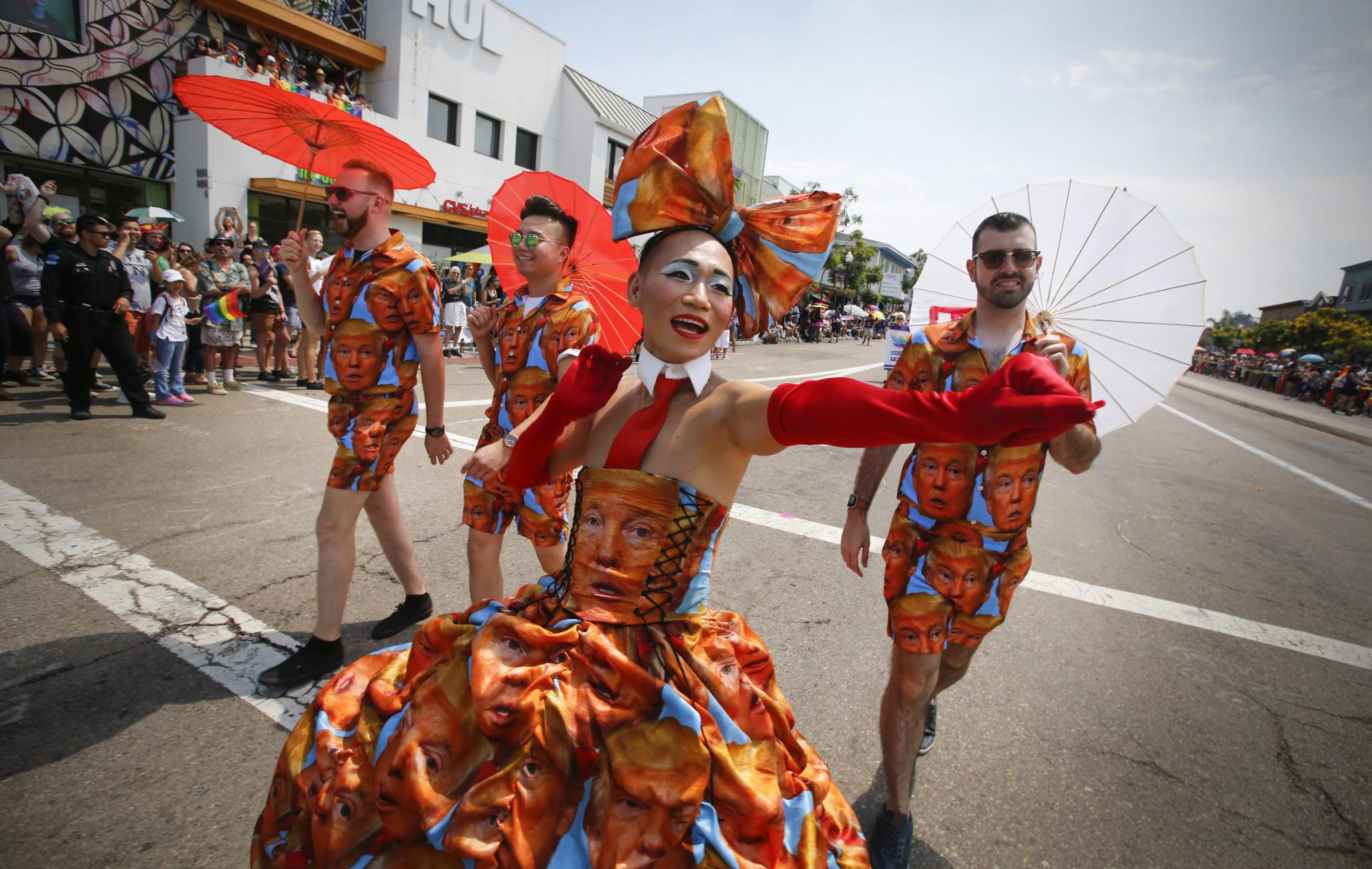 San Diego Pride Parade The San Diego Union Tribune