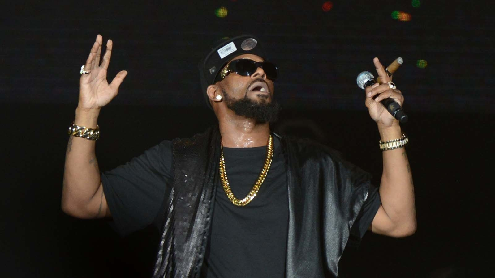 R Kelly Denies New Sexual Misconduct Allegations The