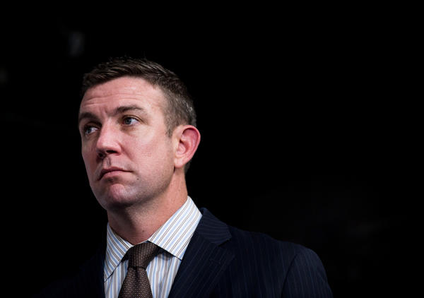 Rep. Duncan Hunter (R-Alpine)
