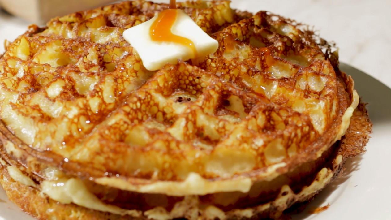 Cornmeal Waffle Recipe Brown Sugar Kitchen