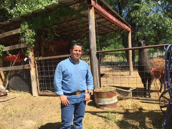 Is this small-town congressman from New Mexico tough enough to win Democrats the House majority?