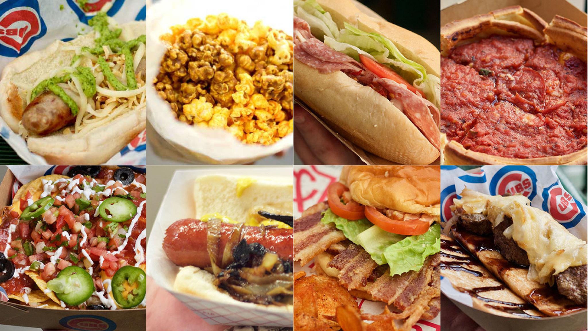 Best Food In Mlb Ballparks