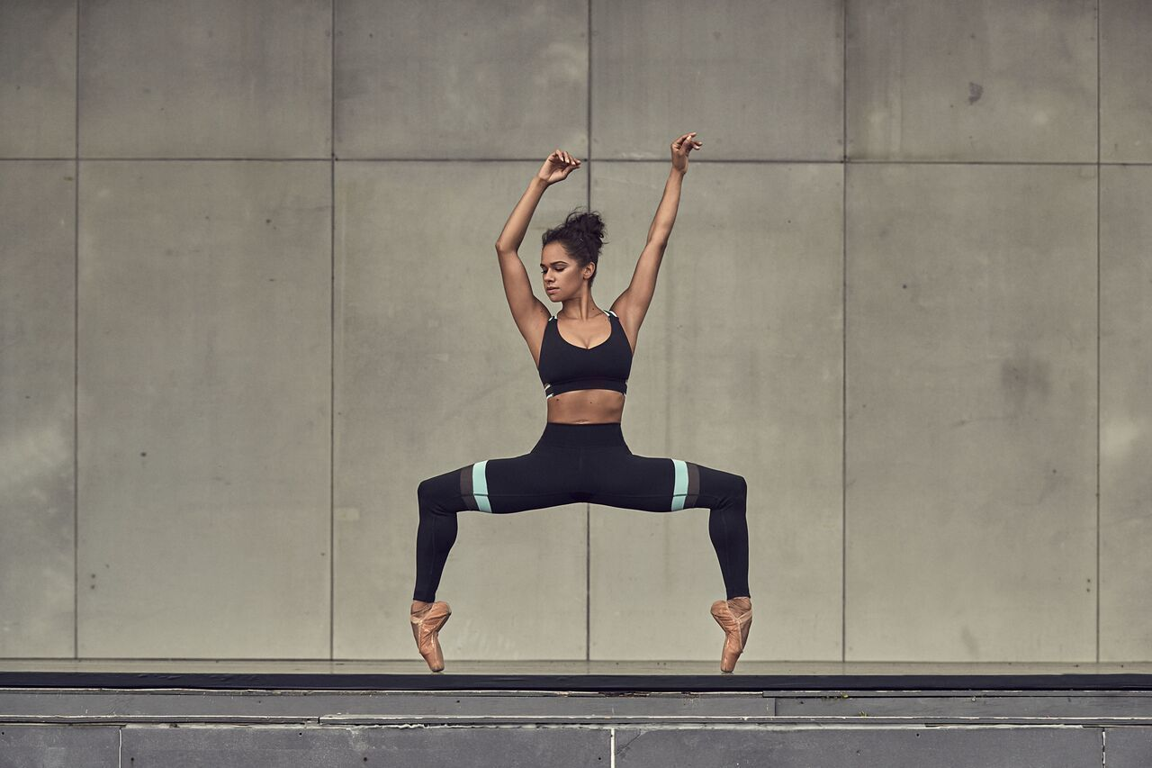 New Under Armour Campaign Celebrates Misty Copeland And