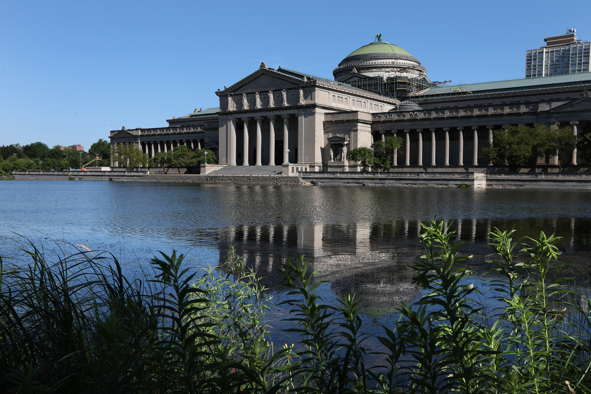 museum of science and industry is less museum more ode to
