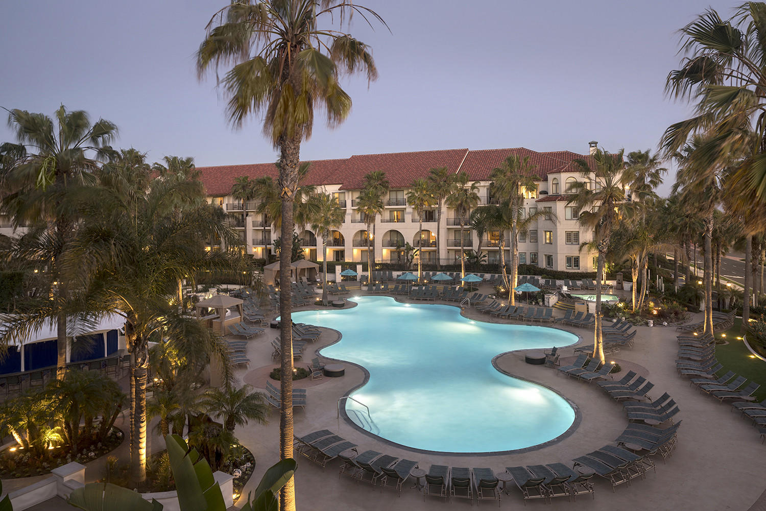 Hyatt Regency Huntington Beach Resort Spa