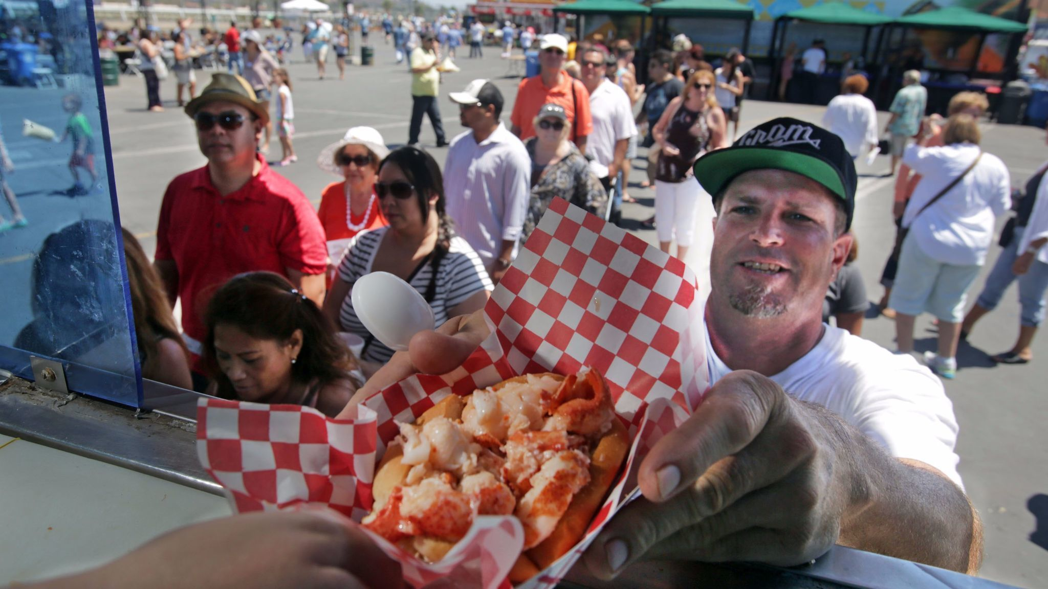 Gelato Food Truck San Diego