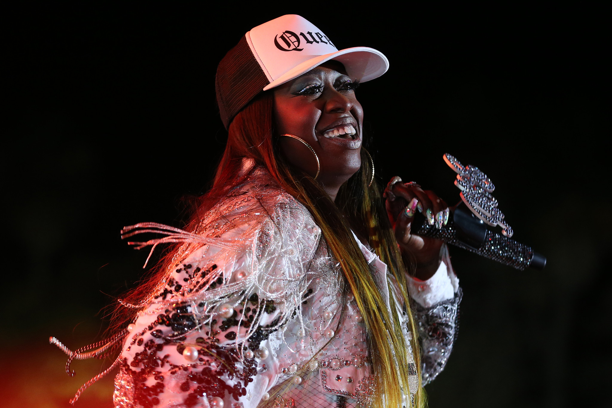 Missy Elliott's headlining slot at FYF was the rapper's first full-length performance in the U.S. in about a decade.