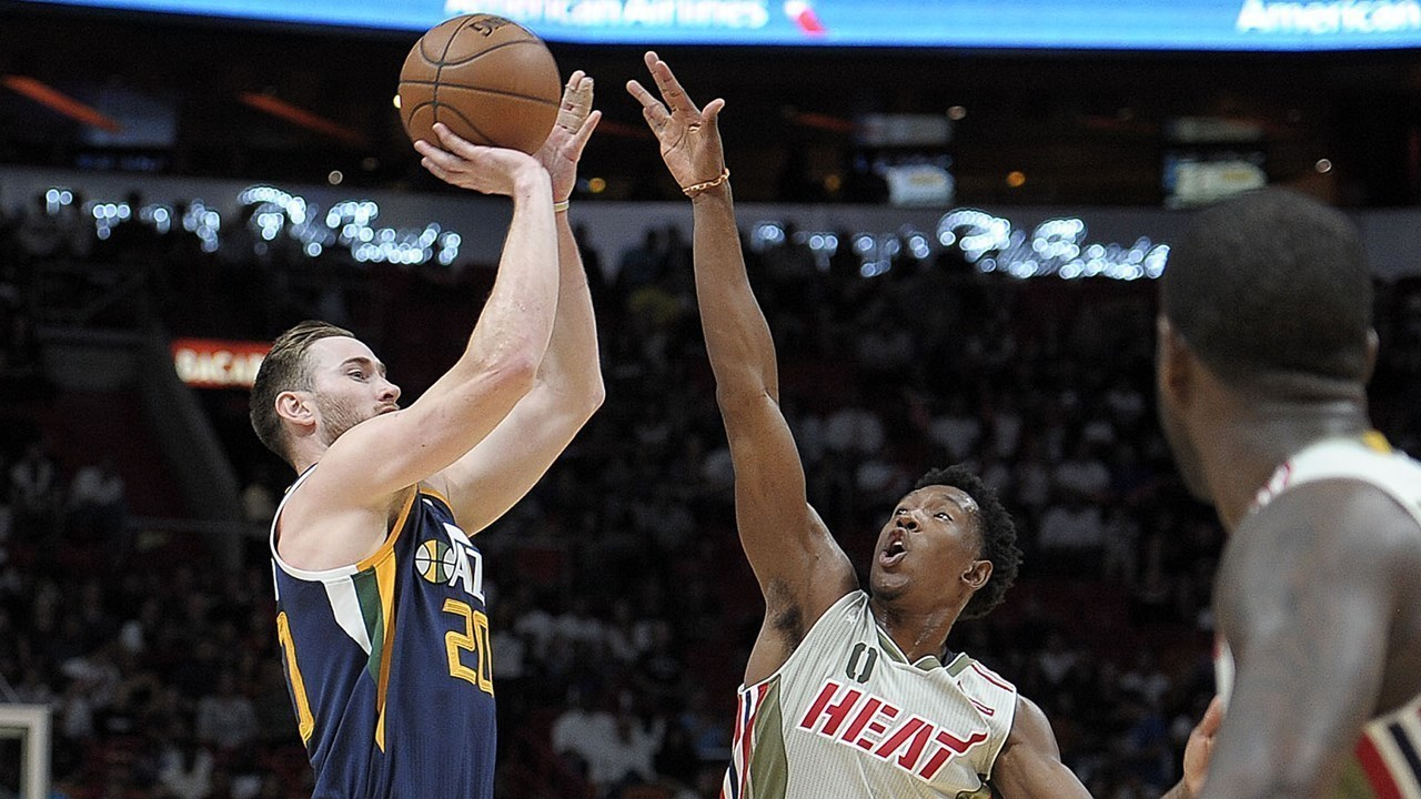 13145835c Gordon Hayward says he left Miami Heat meeting ready to put jersey on - Sun  Sentinel
