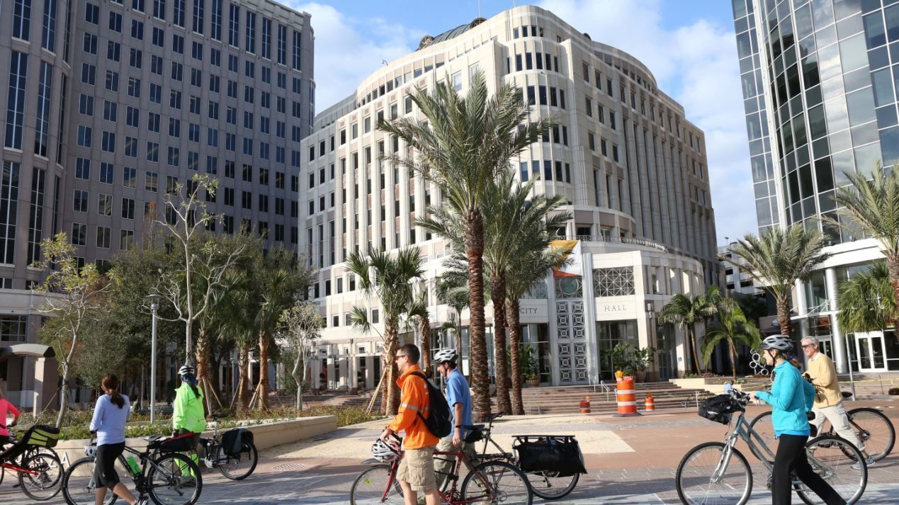 Council approves $2.7 million tax rebate for downtown Orlando tower -  Orlando Sentinel