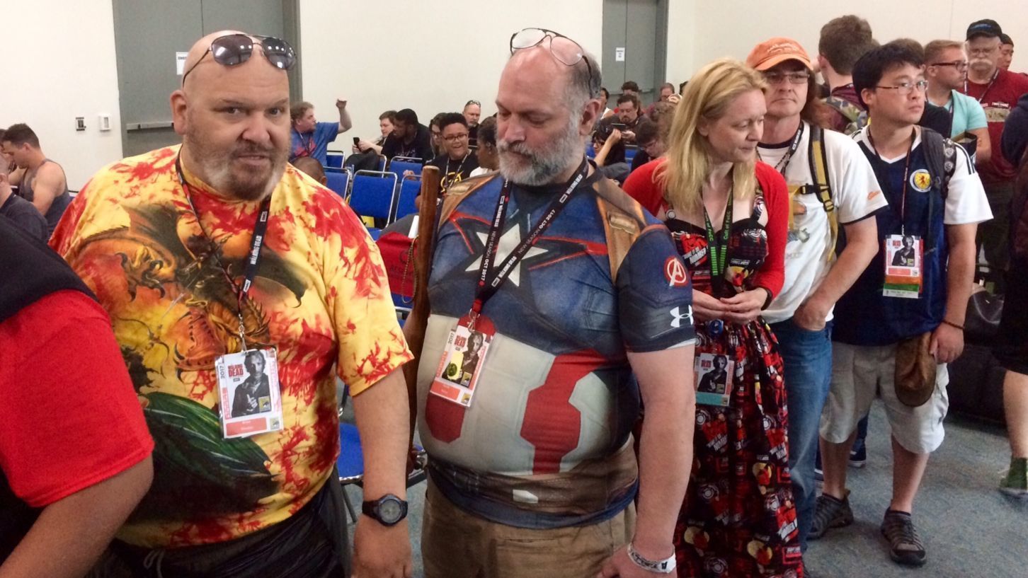 Comic-Con attendees' top grievance: those Hall H lines ...