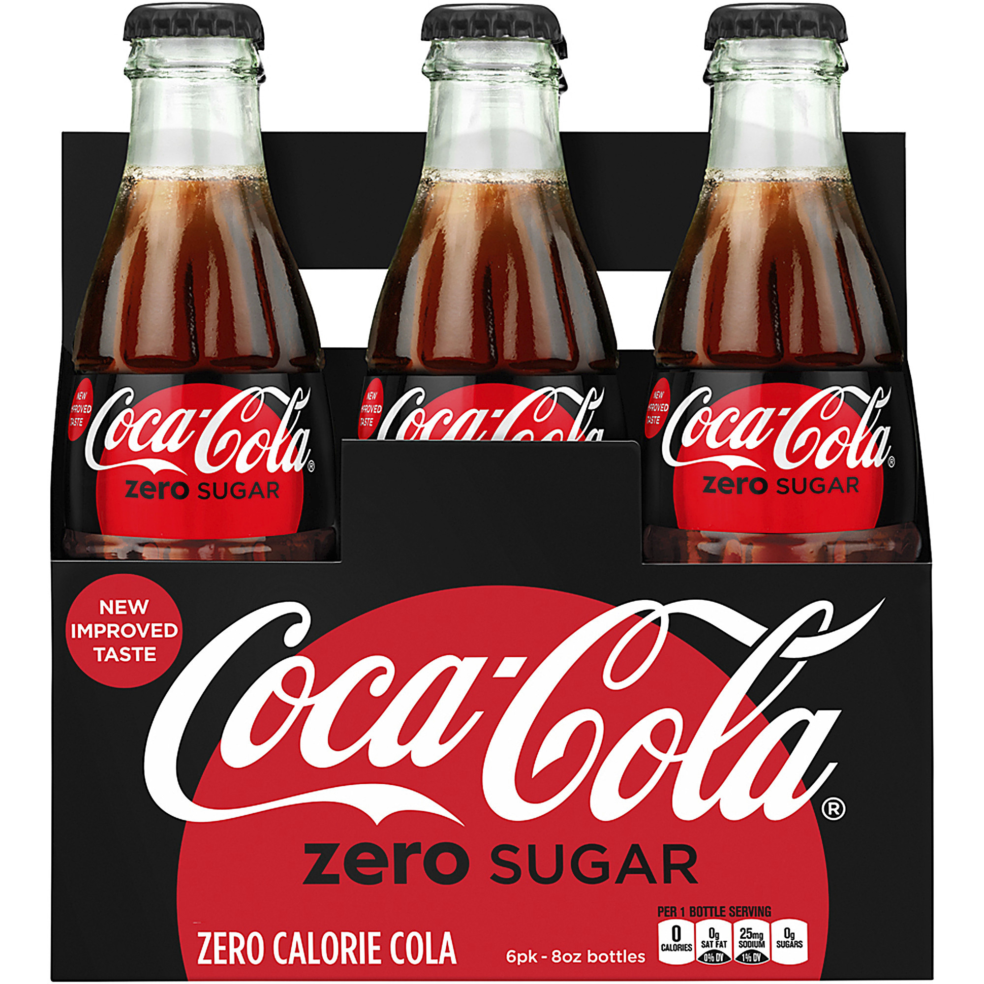 coke zero gets makeover new recipe as coke zero sugar. Black Bedroom Furniture Sets. Home Design Ideas
