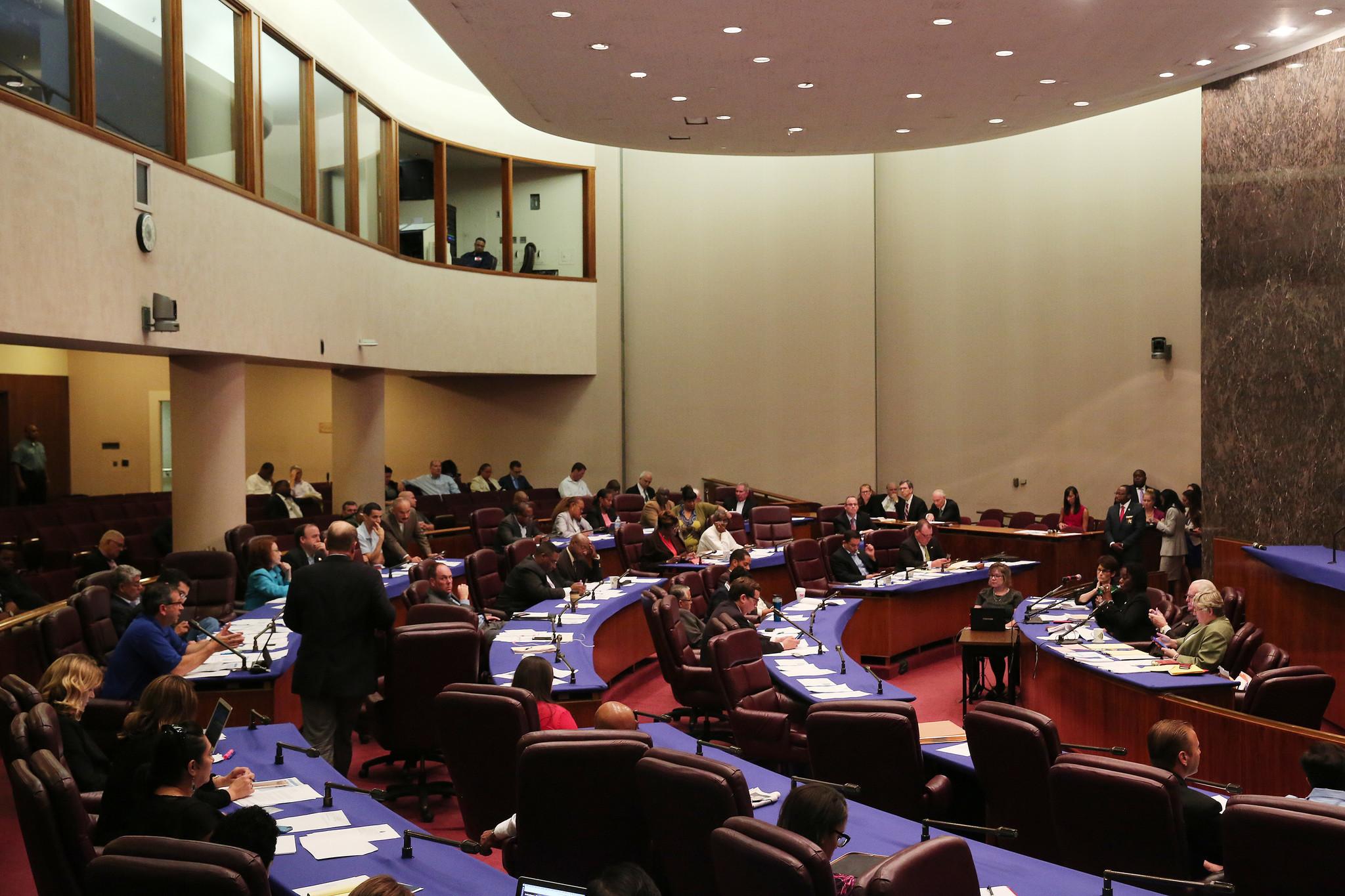 Chicagoans Speak At City Council Meeting, But Did Aldermen