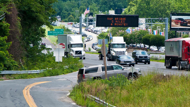 Route 50 crash prompts review of Annapolis roads - Chicago