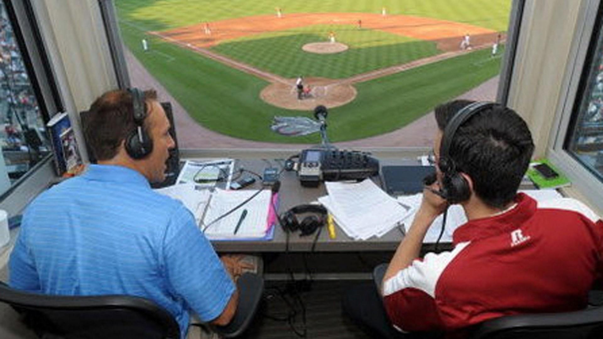 IronPigs' announcer Jon Schaeffer's last game - The Morning Call