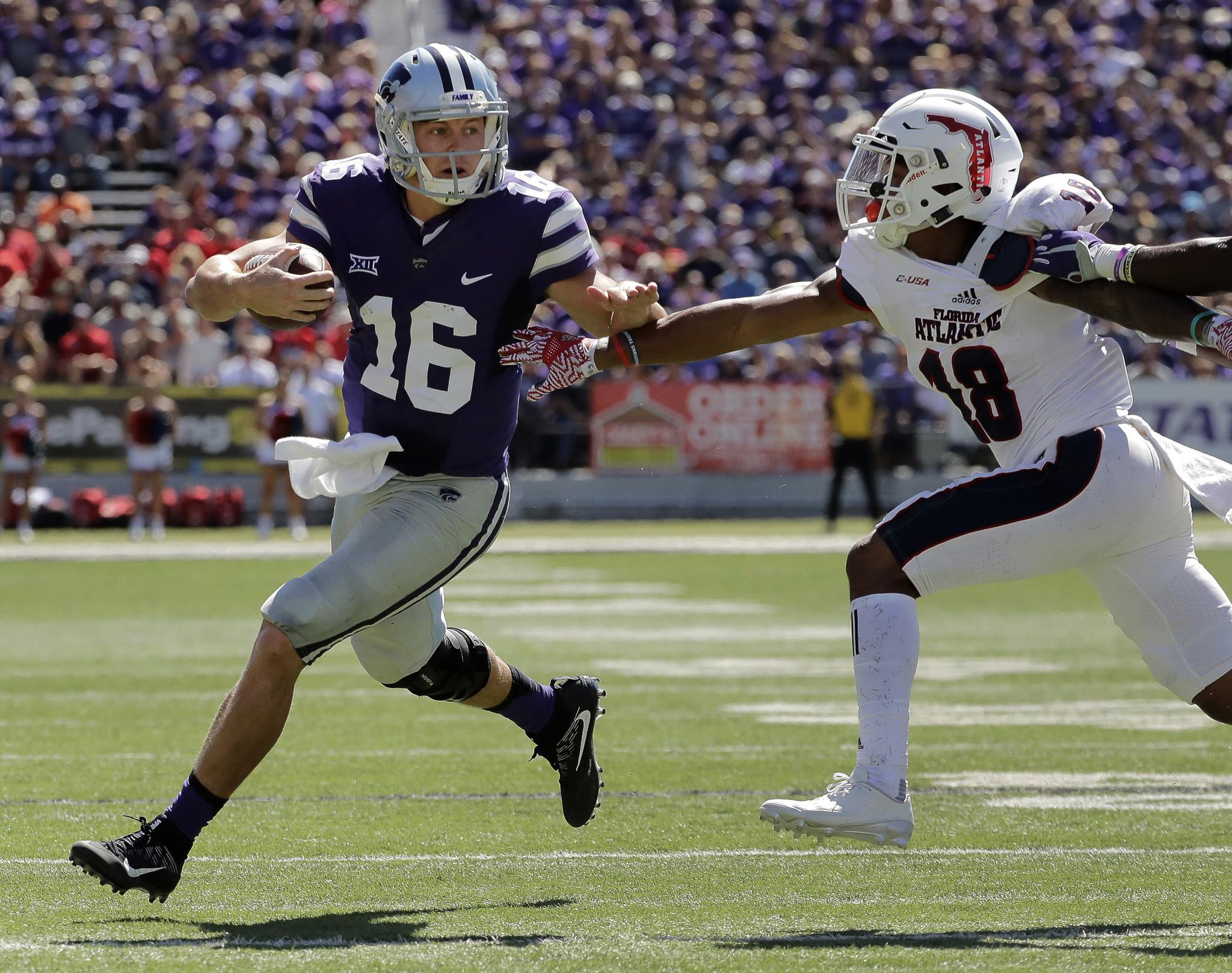 College football rankings: Kansas State Wildcats - Orlando Sentinel