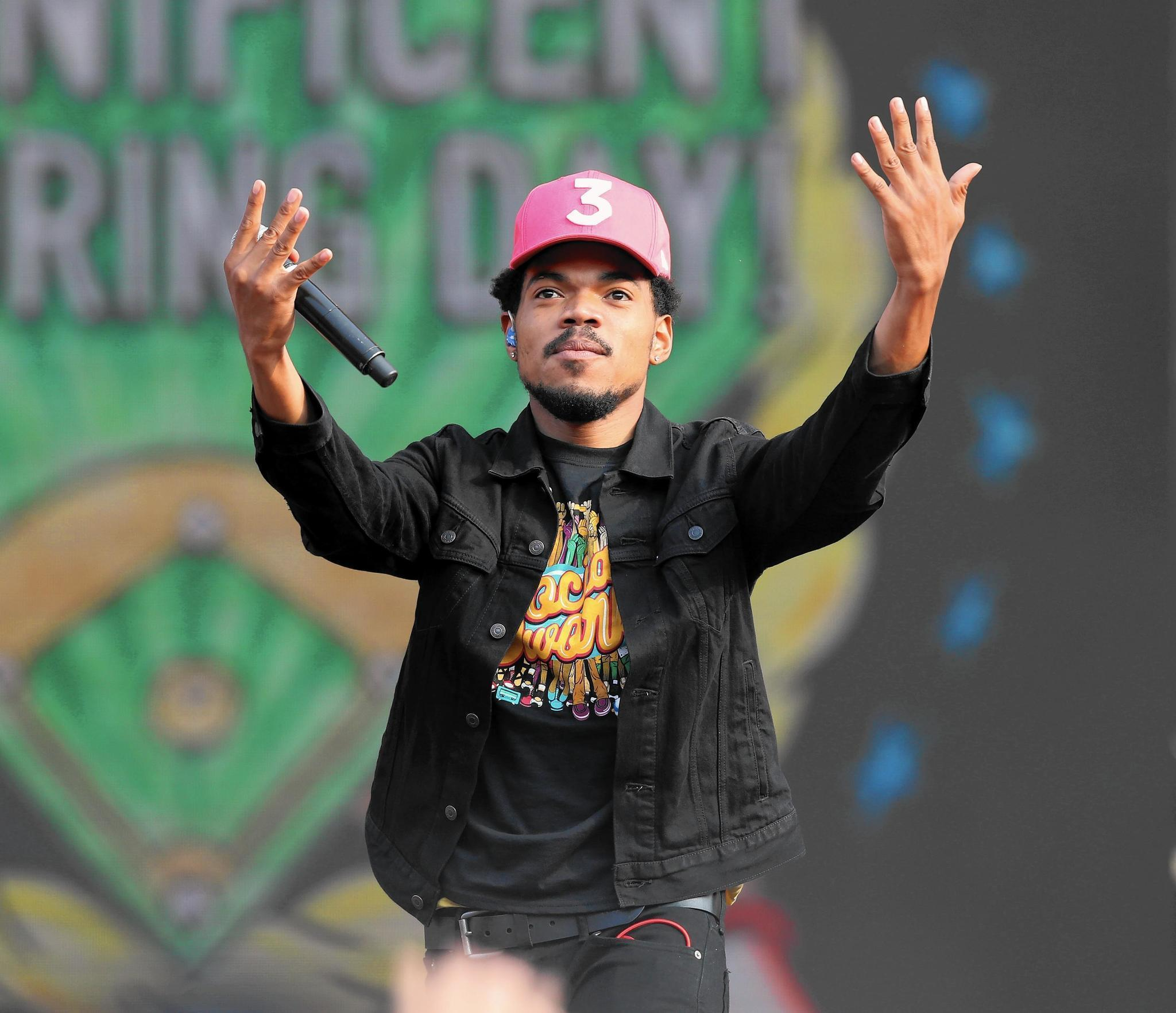Chance The Rapper Is A Man With A Plan In A 'dead Industry
