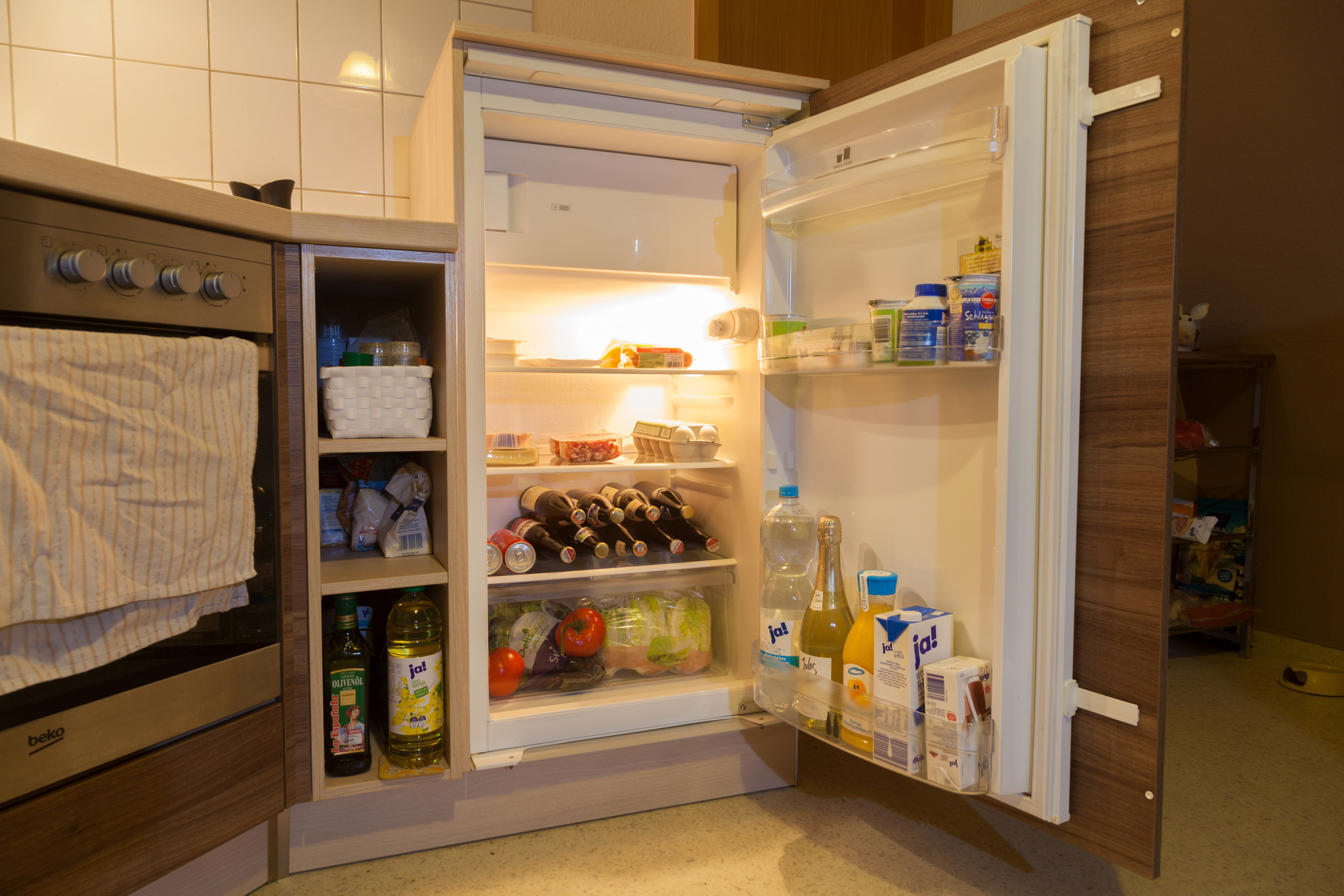 how much it costs to stock the average family refrigerator chicago tribune. Black Bedroom Furniture Sets. Home Design Ideas
