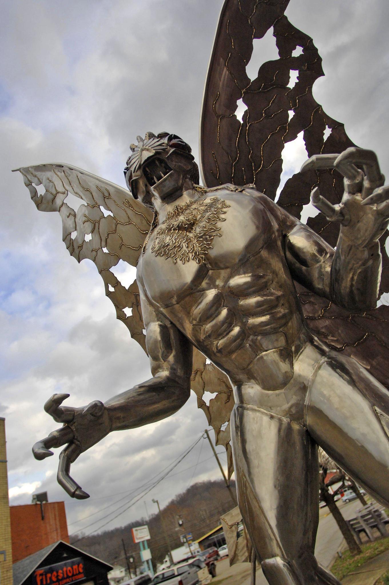Column: Chicago's 'Mothman' stories are good paranormal ...