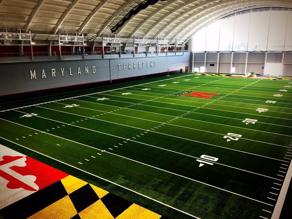 'This Is Cutting Edge:' Maryland Set To Debut Cole Field