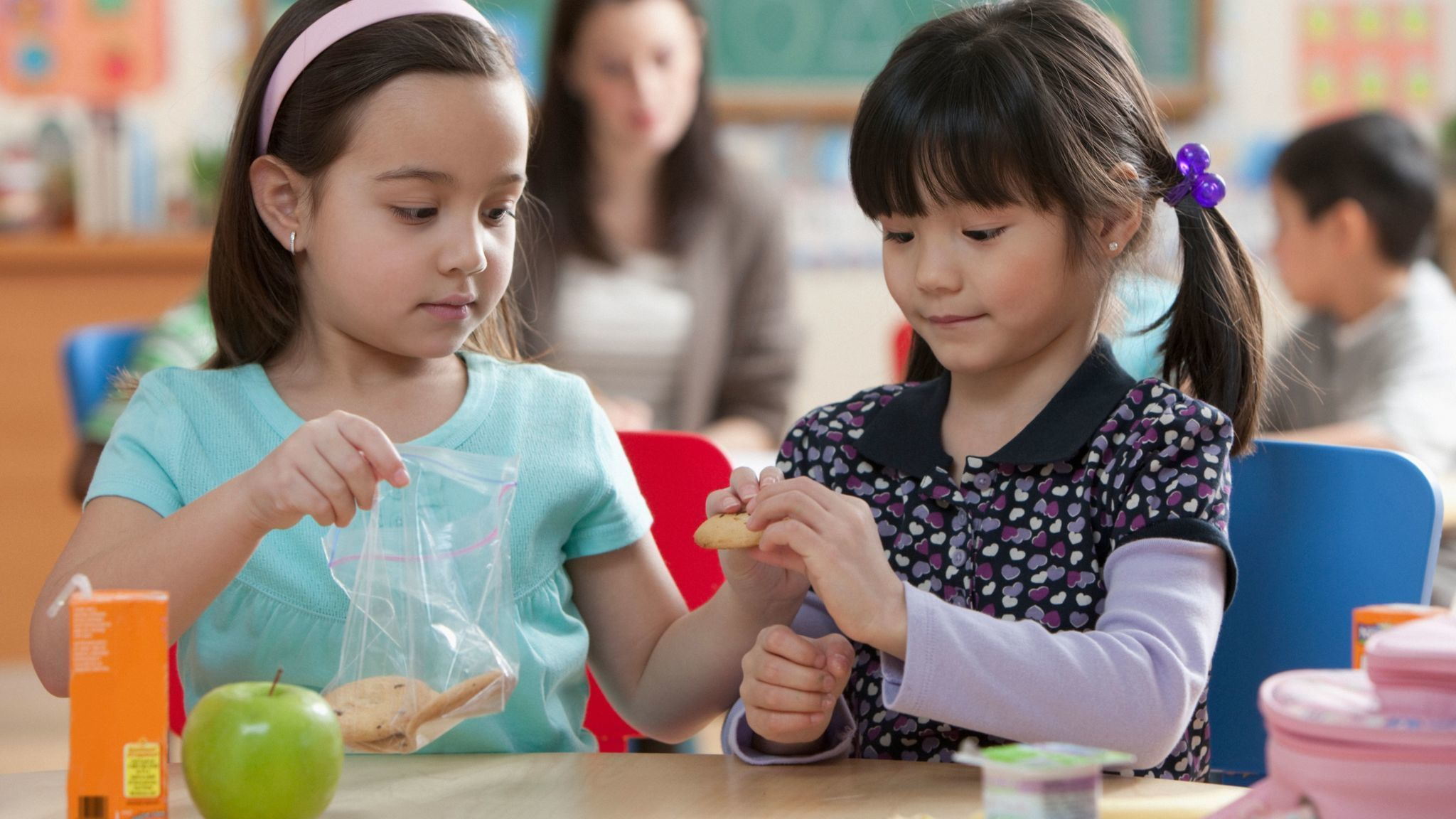 Image result for How to address a child's nutrition at school